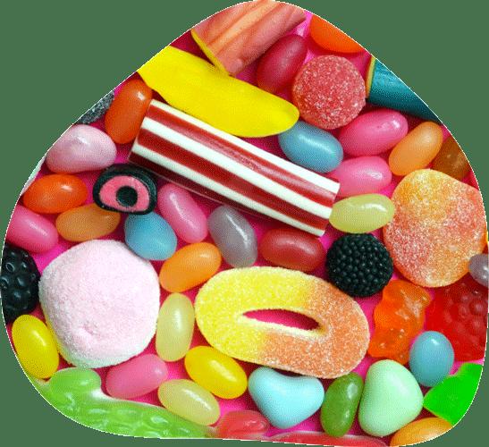 Vente de bonbons en ligne