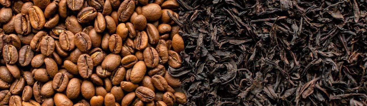 Cafés et thés bio en ligne